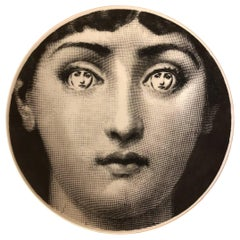 Fabulous Fornasetti Collector's Item Plate