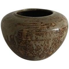 Royal Copenhagen Stoneware Vase by Carl Hallier / Nordstrøm #55/18