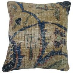 Tabriz Rug Pillow