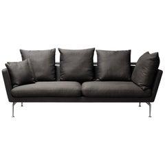 Three-Seat Lounge Sofa, Model Suita by Antonio Citterio for Vitra