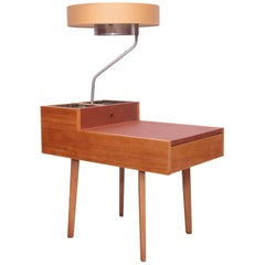 George Nelson Planter and Lamp Table, Model 4634-L for Herman Miller
