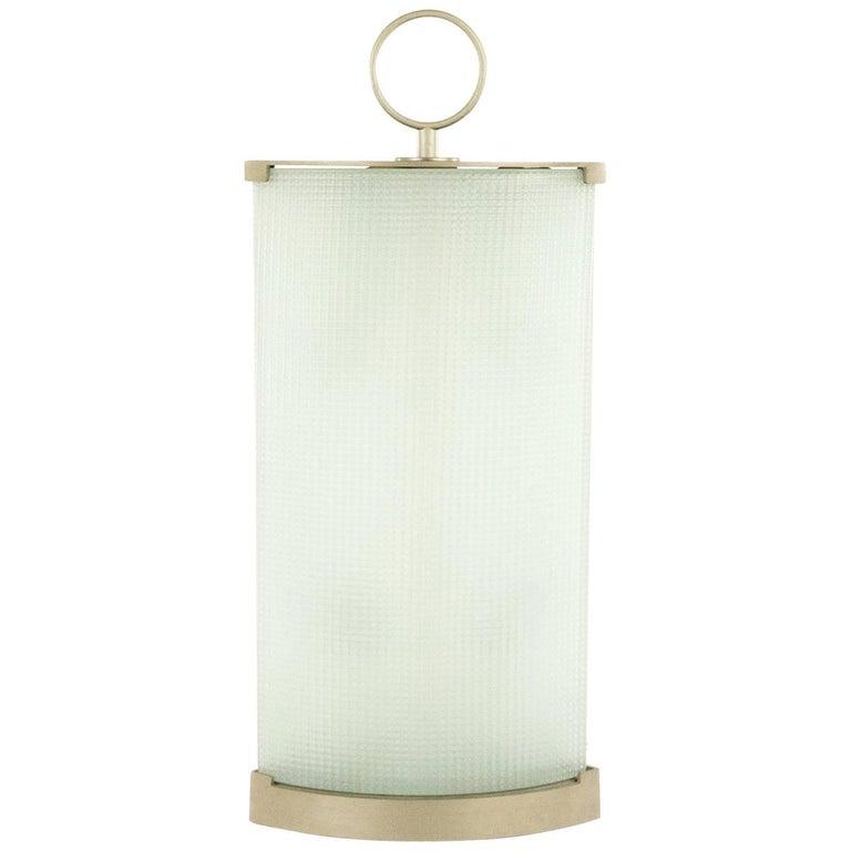 Pirellina Glass Table Lamp by Gio Ponti for Fontana Arte, 1960s