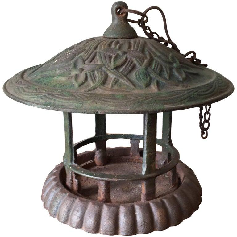Japanese Garden Lantern For Sale