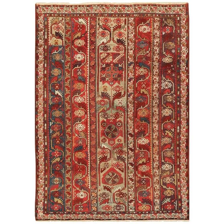 Armenian Antique Rugs: Antique Armenian Turkish Rug At 1stdibs