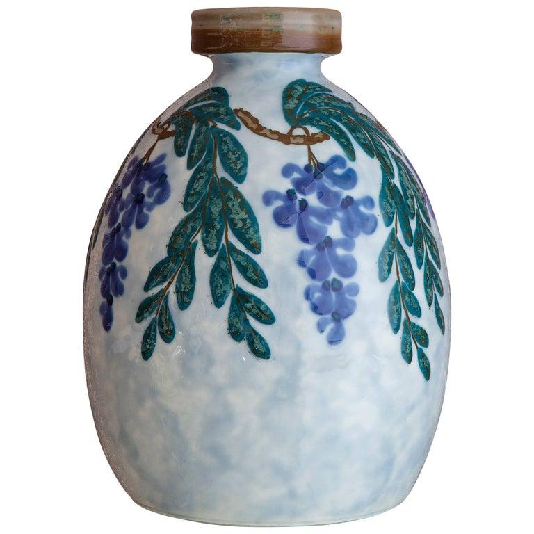 Ceramic Camille Tharaud Vase For Sale