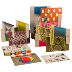 Original Eames Giant House of Cards