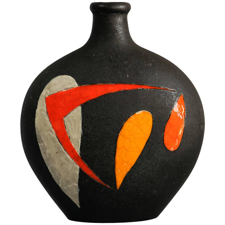 Gilbert Valentin Ceramic Vase