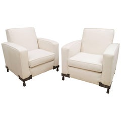 Etienne Kohlmann Club Chairs
