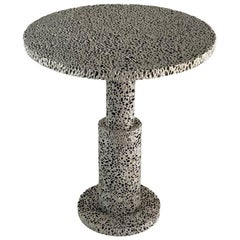 Contemporary Replica 'Lost Foam' Aluminium Occasional Table Studio Furthermore