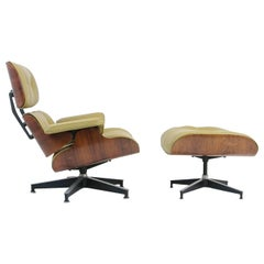 Early Production Model 670/671 Lounge Chair & Ottoman by Charles & Ray Eames