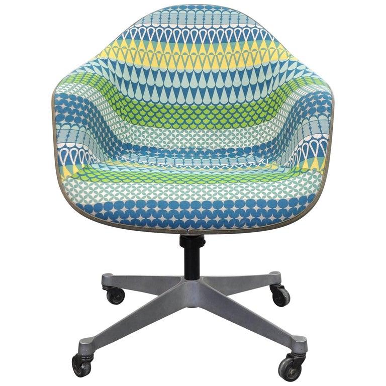 Eames for Herman Miller Fiberglass Shell DAT-1 Office Chair