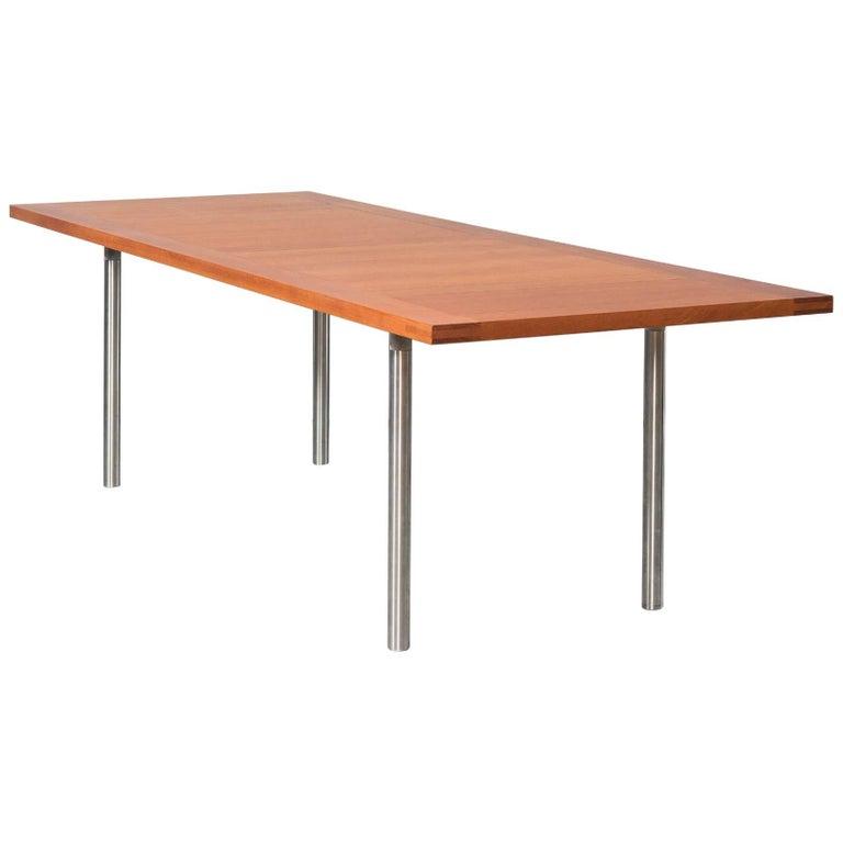 Poul Kjaerholm PK50 Dining or Conference Table