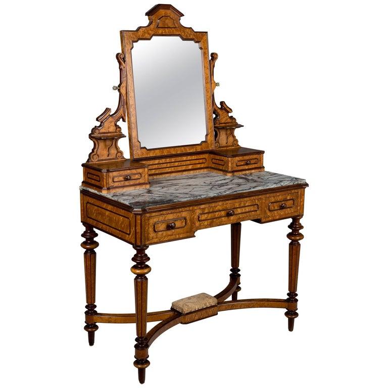 19th Century Italian Vanity by Zignago e Picasso