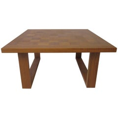 Paul Cadovius Danish Teak Coffee Table