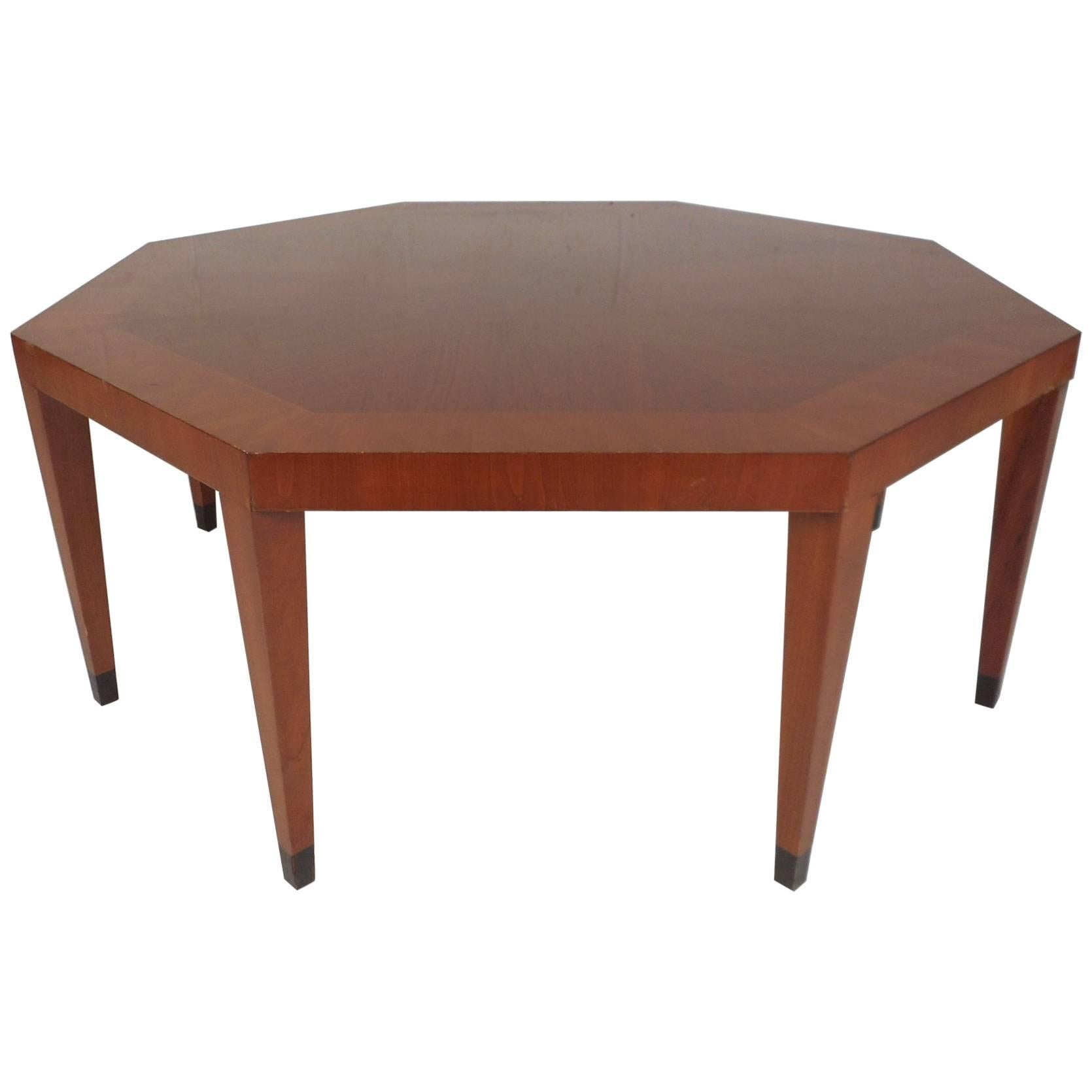 Baker Furniture Company Coffee and Cocktail Tables 53 For Sale at