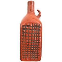 Roger Capron Ceramic Vase, Vallauris, 1950s