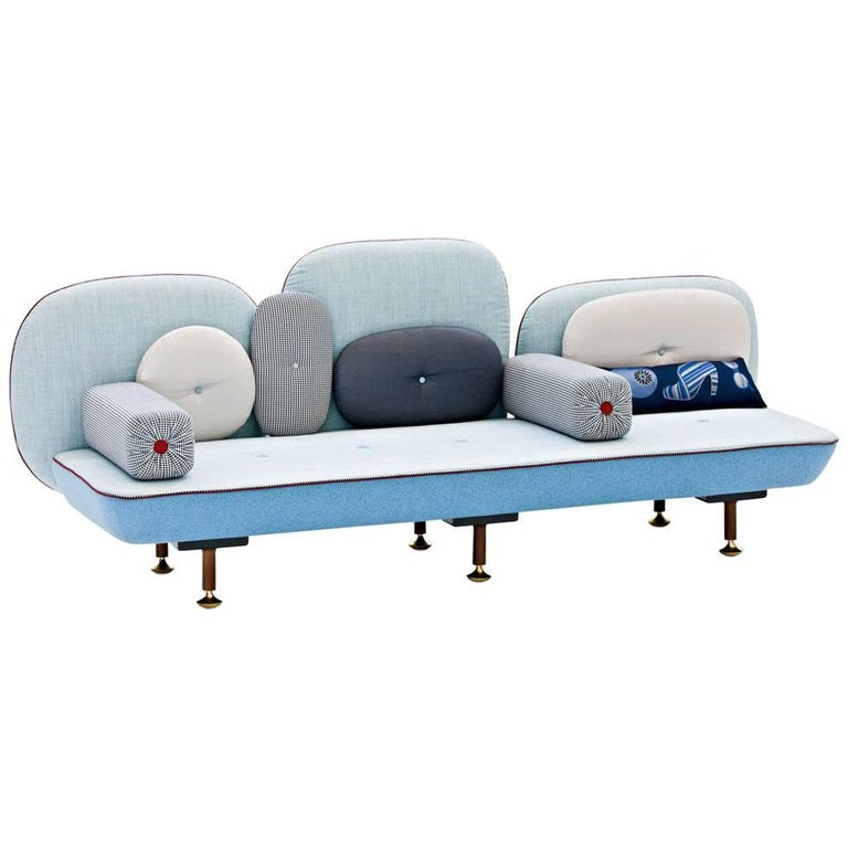 My Beautiful Backside Sofa In Four Sizes By Doshi Levien For Moroso