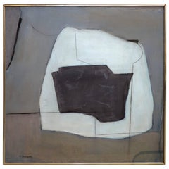 Abstract by the Noted Artist Frances Godowsky Gershwin