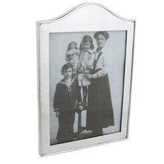 Edwardian Sterling Silver Photograph Frame by Goldsmiths & Silversmiths Co Ltd