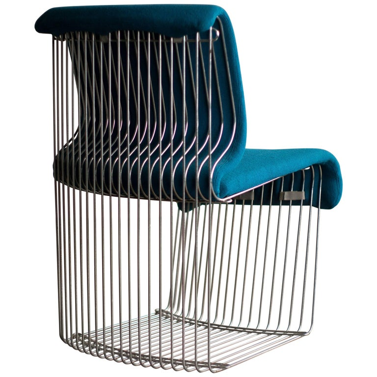 Pantonova Dining Chair Designed by Verner Panton for Fritz Hansen