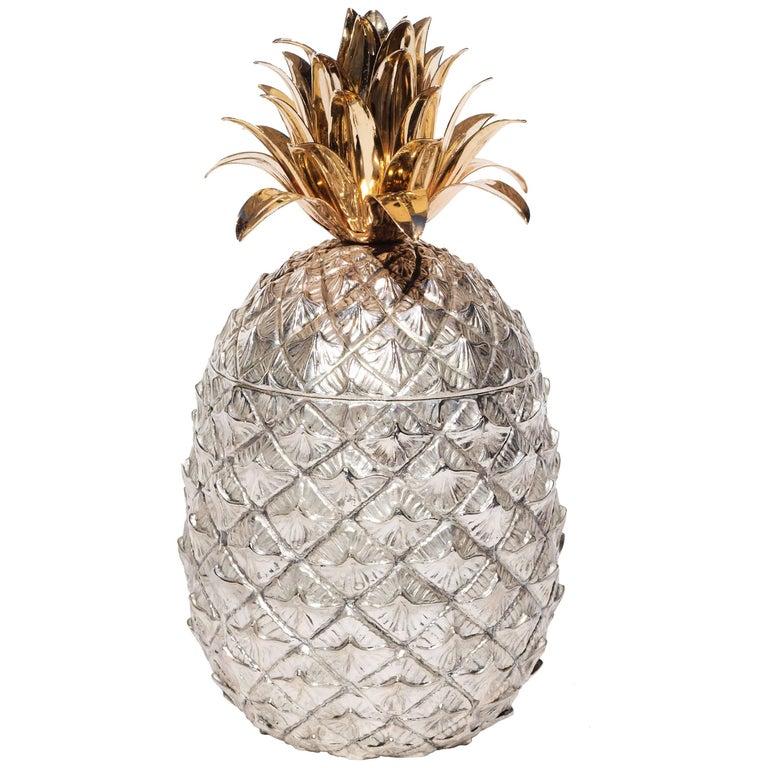 Mauro Manetti Pineapple Ice Bucket