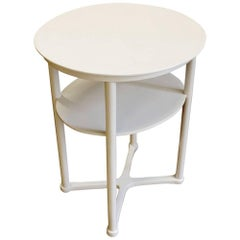 Vienese Secession Occasional Table by Josef Hoffmann
