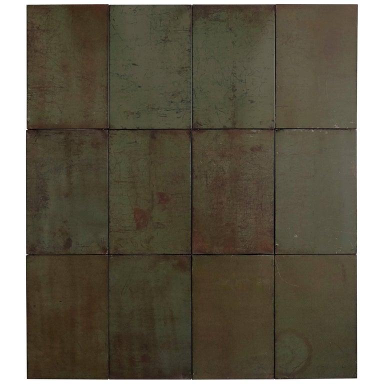 Ramon Horts Large Artwork 3/4 N 001, 2017
