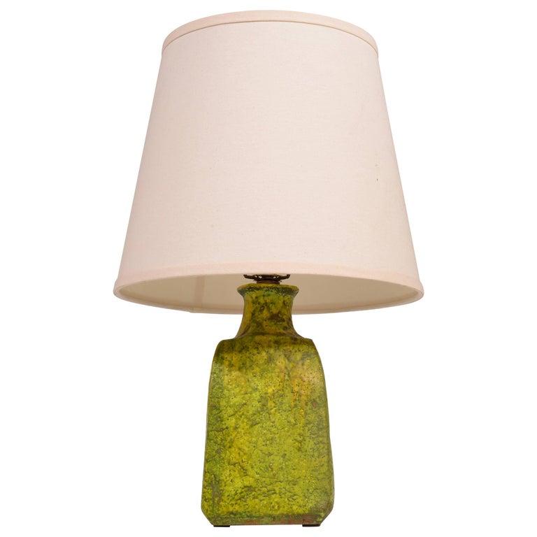 Marcello Fantoni Studio Ceramic Table Lamp