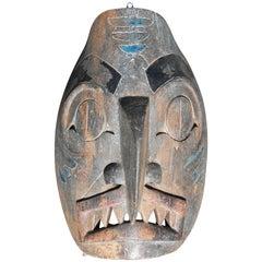 Tony Hunt Jr. Kwakiutl Mask