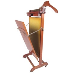 Fratelli Reguitti Valet Stand with Trouser Press