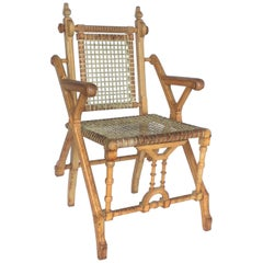 George Hunzinger Aesthetic Movement Side Chair