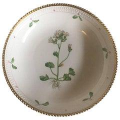 Royal Copenhagen Flora Danica Round Bowl #735/3504