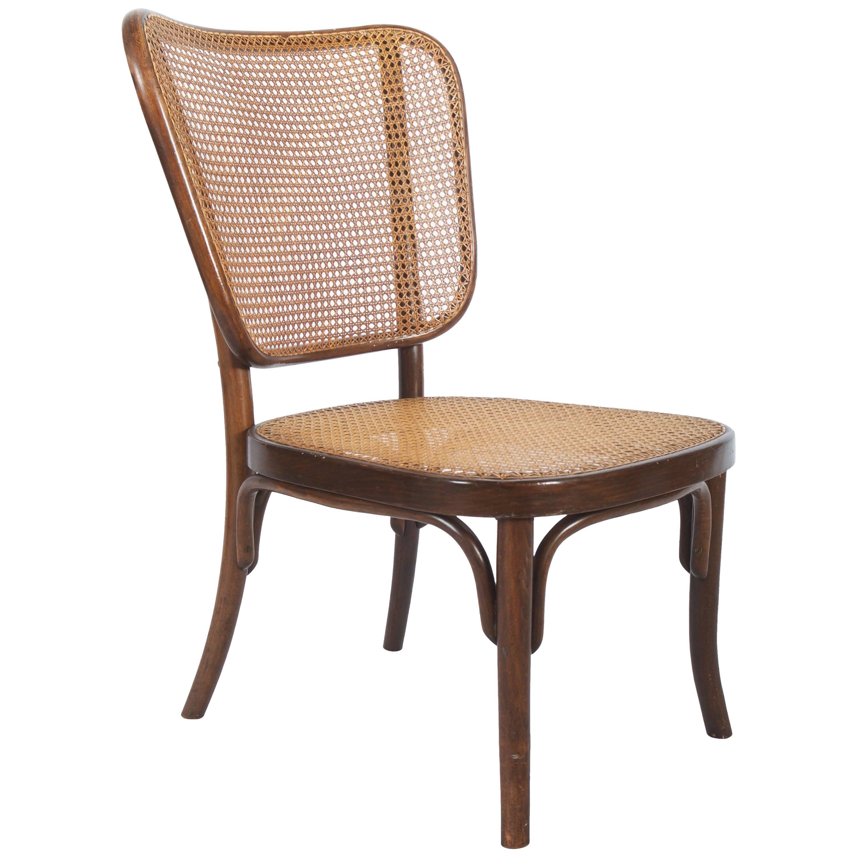Bauhaus Long Chair by Gustav Adolf Schneck for Thonet