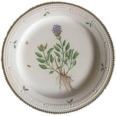 Royal Copenhagen Flora Danica Large Round Serving Plate #735/3524