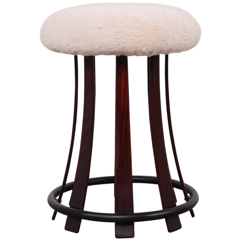 Stool by Edward Wormley for Dunbar