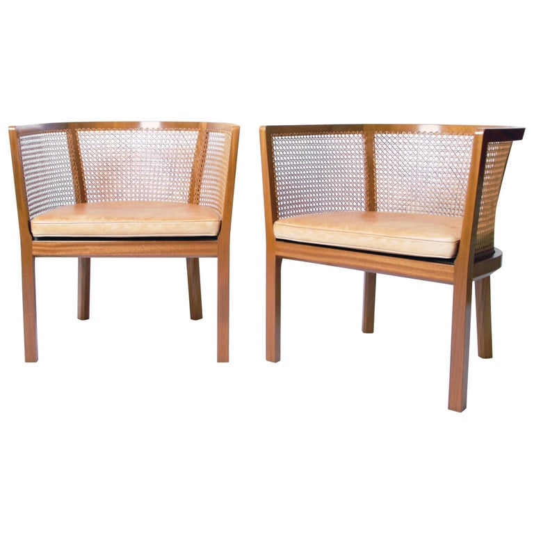 Pair of Bernt 304 Armchairs