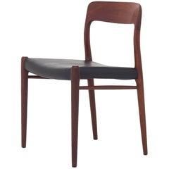 Dining Chair by Niels O. Møller, Model 75
