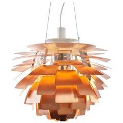 Poul Henningsen Louis Poulsen PH Artichoke Zapfen Copper, Modern