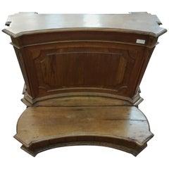 18th Century Italian Walnut Kneeler