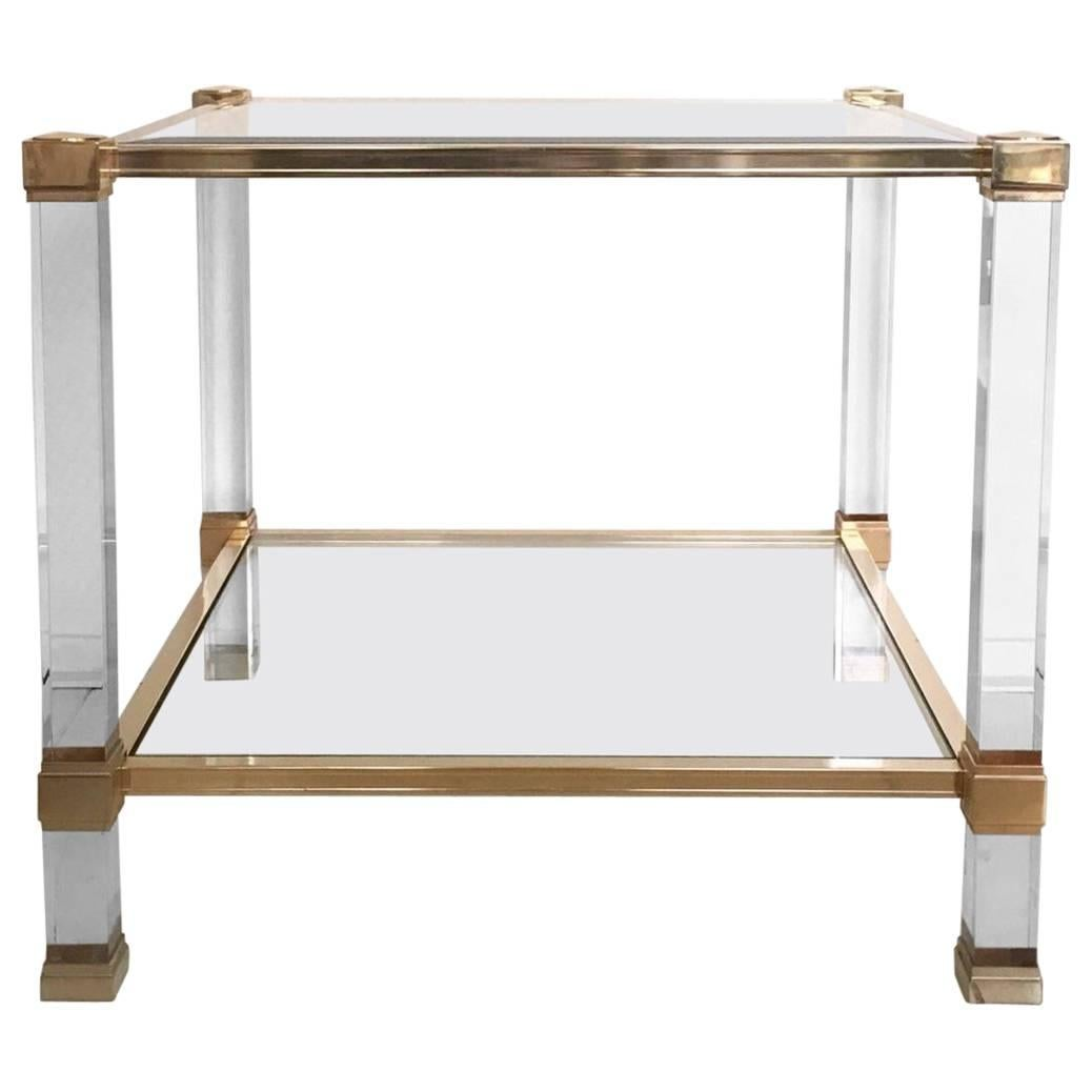 Lucite Coffee and Cocktail Tables 394 For Sale at 1stdibs