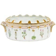 "Royal Copenhagen ""Flora Danica"" Monteith"