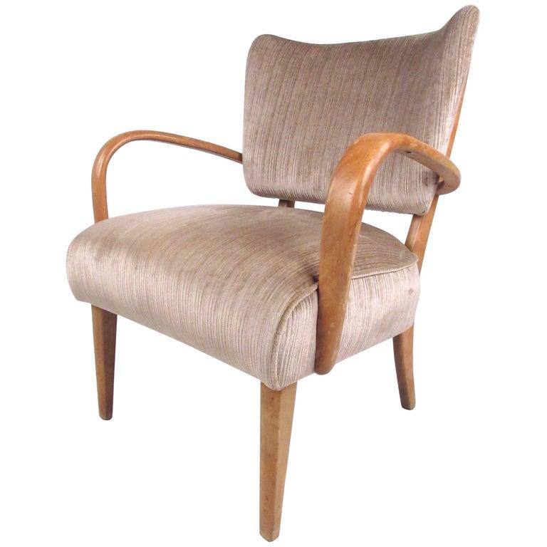 Vintage Modern Armchair