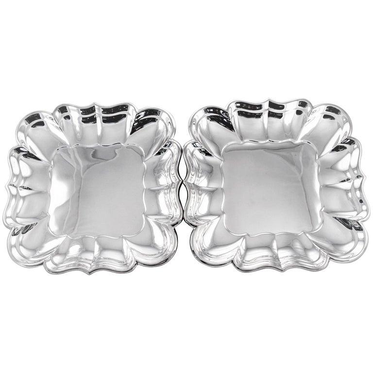 Pair of Windsor Platters