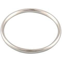 Just Andersen Bracelet of Sterling Silver, 1950s, Design 637