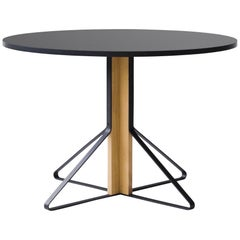 Authentic Kaari REB 004 Round Table by Ronan & Erwan Bouroullec & Artek