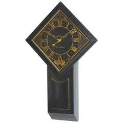 Large English Tavern Clock