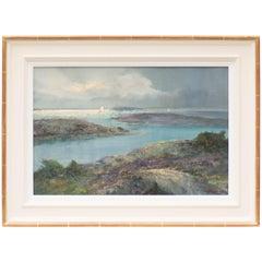 """Evening Sail"" Oil on Canvas"