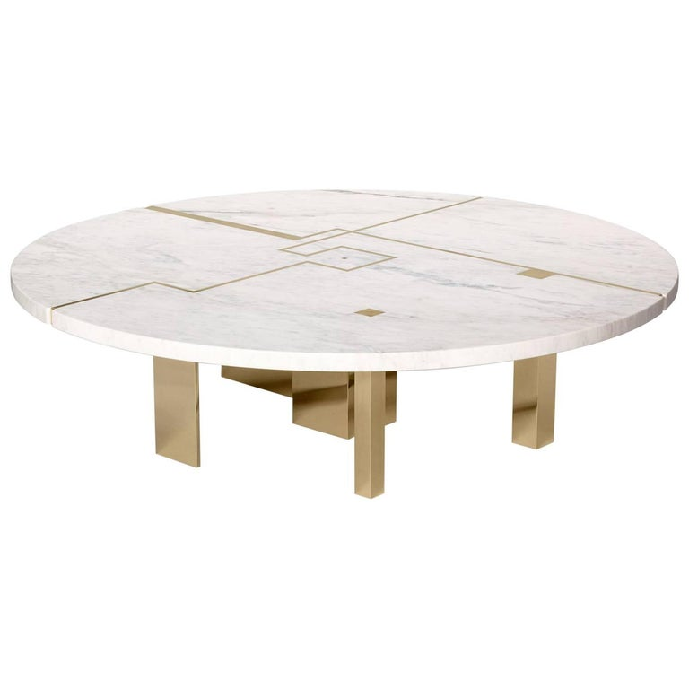 Architecture Coffee Table by Hervé Langlais