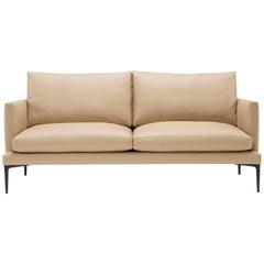 Segno Sofa in Light Tan by Amura Lab