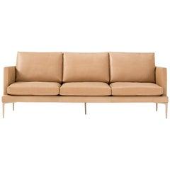 Segno Sofa in Tan by Amura Lab
